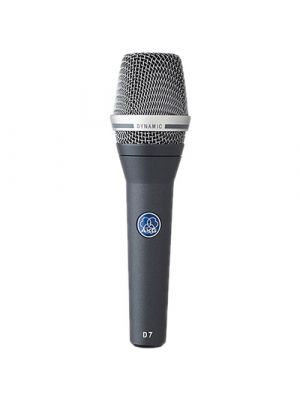 AKG D7 Reference Handheld Dynamic Vocal Microphone