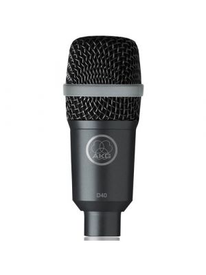 AKG D40 Cardioid Instrument Microphone