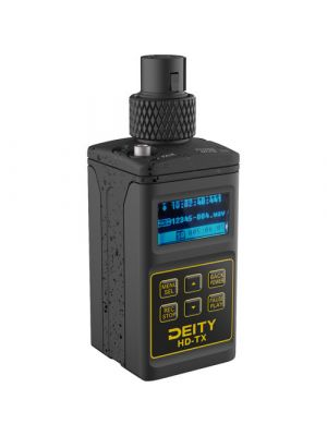Deity HD-TX Plug-On Transmitter with Built-In Recorder (2.4 GHz)