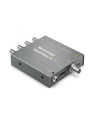 Blackmagic MultiView 4 HD - 4 x 3G SDI Inputs