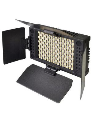 Cineroid LM200-VC 30-Watt On-Camera Variable Color Temperature LED Light
