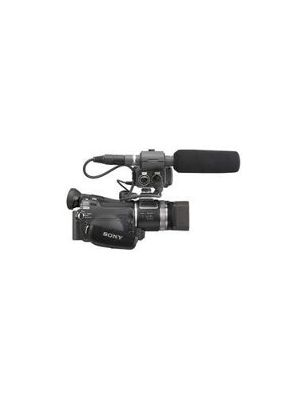 Sony ECM673 Short Shotgun Mic, 48V Phantom Power