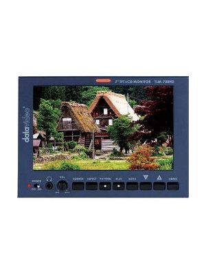 Datavideo TLM-700HD, 7 inch V-Mount Monitor with HD-SDI / SDI, HDMI, HD / SD Component and Composite