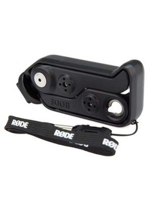 Rode RODEGrip Multi-purpose mounting solution for the Apple iPhone 4 and iPhone 4S. Suits iXY.