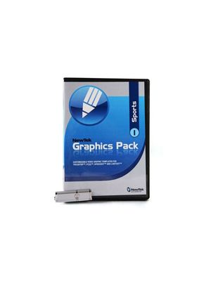 NewTek Sports Graphics Pack Volume 1 Software Coupon Code
