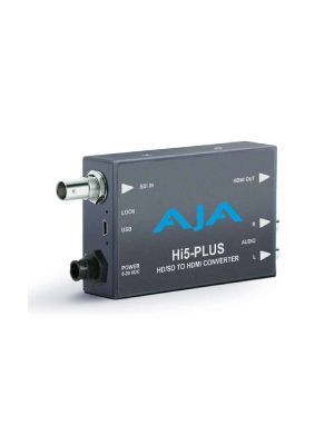 AJA Hi5-Plus 3G-SDI to HDMI Mini Converter with PsF to Progressive Conversion