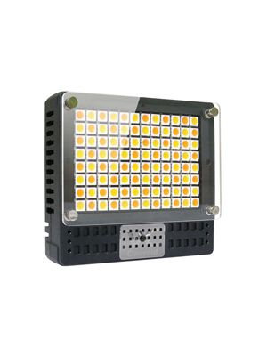 Cineroid CR-L10C-VCE Camera Mountable Vari-Colour LED Light