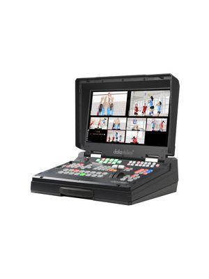 Datavideo Portable HD/SD 6 Channel Digital Switcher