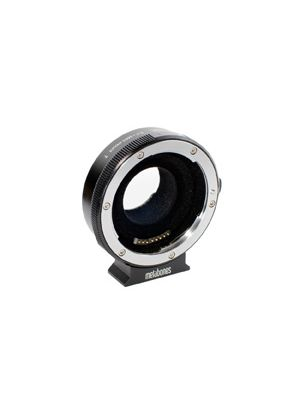 Metabones Lens Mount Adaptor - Canon EF to Micro Four Thirds T (Black Matt)