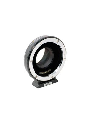 Metabones Speed Booster Adaptor - Canon EF to Micro Four Thirds T XL 0.64x (Black Matt)