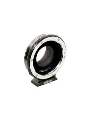 Metabones Speed Booster Adaptor - Canon EF to Micro Four Thirds T ULTRA  0.71x (Black Matt)