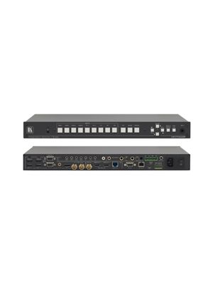 Kramer VP-774A 9-Input HDMI & HDBaseT ProScale™ Presentation Switcher/Scalers with 2K Support and Audio Power Amplifier
