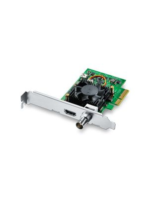 Blackmagic DeckLink Mini Recorder 4K (requires 4 lane PCIe)