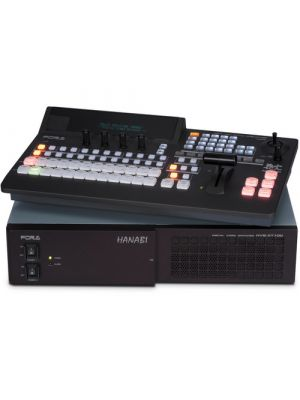 FOR-A HVS-100 HD/SD Portable Video Switcher with HVS-100OU Control