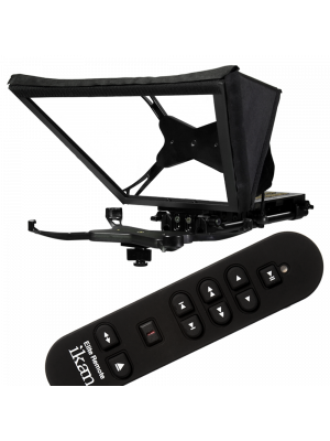 Ikan PT-ELITE-RC  Elite iPad Teleprompter and Elite-Remote