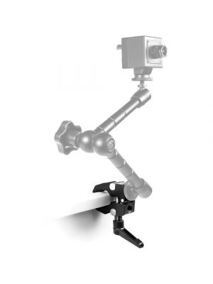 "Marshall Electronics Miniature C-Clamp Mount with Female 1/4""-20 & Female 3/8""- combine use with CVM-7,CVM-11, and CVM-22"
