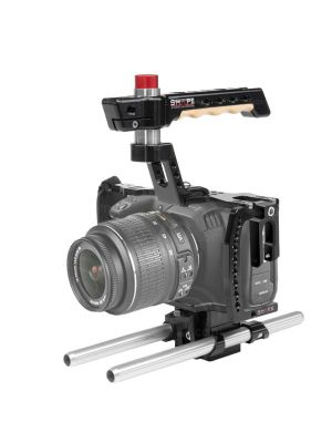 Shape Handheld Cage with 15mm Rod System for Blackmagic PCC4K/6K