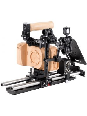 Wooden Camera Blackmagic Pocket Cinema Camera 4K/6K Unified Accessory Kit (Pro)