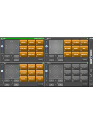 Rushworks Control R Software