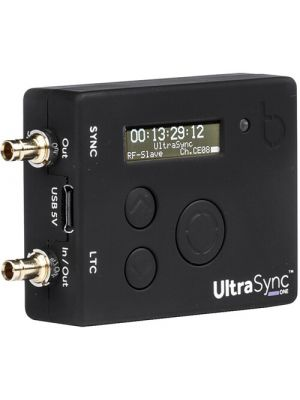 Atomos UltraSync ONE RF Timecode Sync for Ninja V and AtomX SYNC
