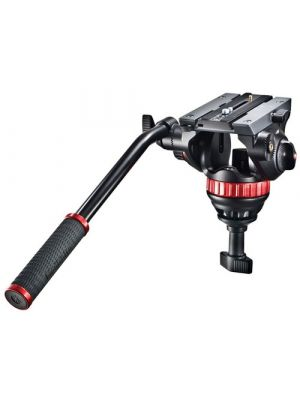 Manfrotto502HD Pro Video Head with 75mm Half-Ball