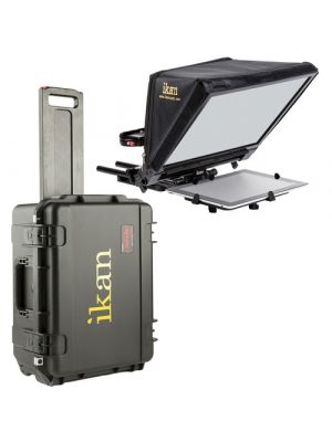 Ikan PT-ELITE-V2 Travel Kit w/ Rolling Hard Case