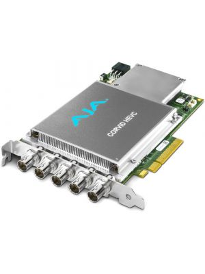 AJA Corvid HEVC Video Encoder Card (PCIe Bus-Powered)