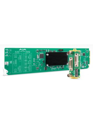 AJA OG-ROI-DVI DVI to SDI Region of Interest Scaling, Scan Conversion and Image Rotation Card