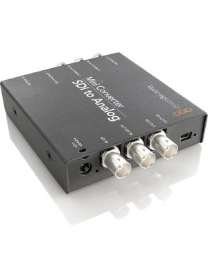 Blackmagic Mini Converter: SDI to Analog