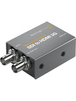 Blackmagic Micro Converter SDI to HDMI 3G with PSU