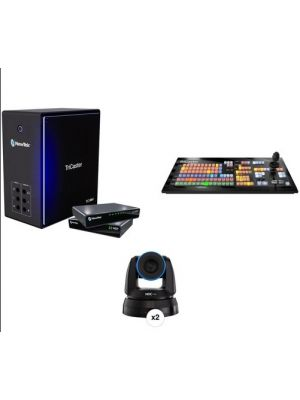TriCaster Mini 4K Live Production System Deluxe PA-2 Bundle