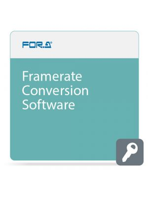 FOR-A FA-96FRC Frame Rate Conversion Software for FA-9600 Signal Processor