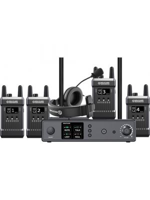 Hollyland Mars T1000 Full-Duplex Wireless Intercom System