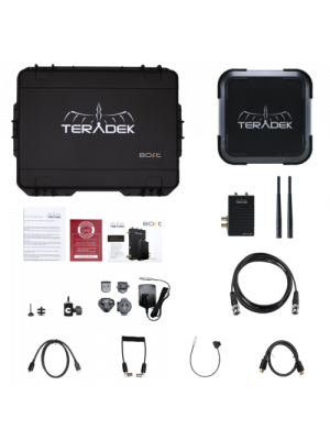 Teradek Bolt 10K 3G-SDI/HDMI Video Transmitter and Receiver Set (V-Mount)