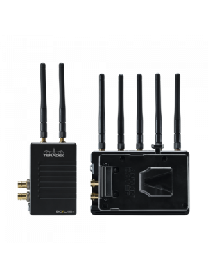Teradek Bolt 1000 XT 3G-SDI/HDMI Transmitter and Receiver Set with Dual V-Mount Battery Plates