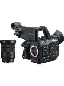 Sony PXW-FS52K 4K XDCAM Super 35mm Compact Camcorder with Zoom Lens