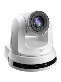 LUMENS VC-A50PNW PTZ Camera • 20x Optical Zoom • NDI/IP/3GSDI/HDMI Output (White)