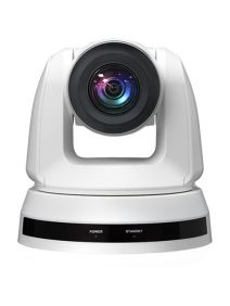 LUMENS VC-A51SW PTZ Camera • 20x Optical Zoom • 3GSDI/DVI Output (White)