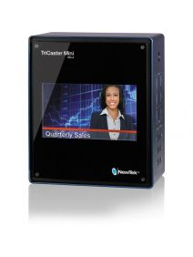 NewTek TriCaster Mini Advanced HD-4i (w/ Integrated Display and 2 Internal Drives)