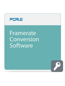 FOR-AFA-96FRC Frame Rate Conversion Software for FA-9600 Signal Processor