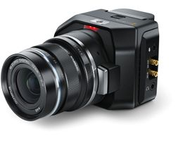 Blackmagic Micro Studio Camera 4K - Body Only