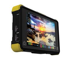 Atomos Shogun Flame 4K Rec/Play/Monitor/Edit Unit with AtomHDR