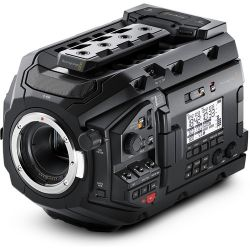 Blackmagic URSA Mini Pro Production Camera 4.6K with EF Mount - Body Only