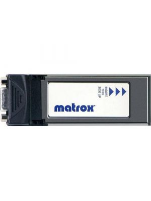 Matrox Matrox MXO2 PCIe Host Adaptor ExpressCard/34 for Laptop