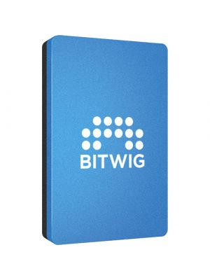 Angelbird 512GB SSD2go PKT BITWIG USB 3.1 Type-C External SSD (Red)