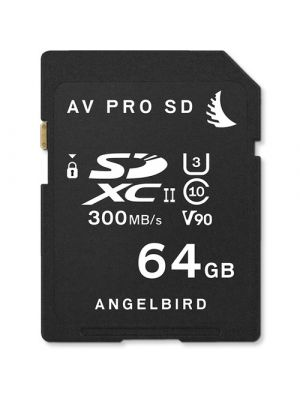 Angelbird AVpro SD Card 64 GB