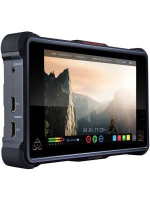 Atomos Ninja Inferno, soft travel case, 1x Master Caddy II drive caddy, 1x power supply