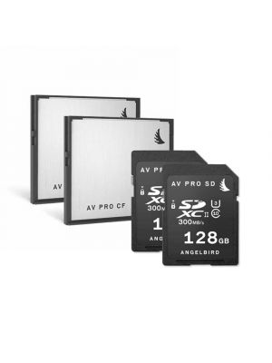 Angelbird 2 x 256GB Matched AVpro CFast 2.0 Cards for URSA PRO