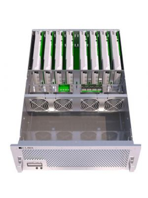 Cubix XPRfG3-815URP8 Xpander Fiber 8 5U Rackmount PCIe Expansion Enclosure with Redundant Power Supply