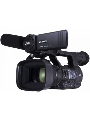JVC GY-HM660E HD ENG Camcorder with Wi-Fi and FTP